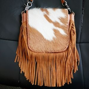 Montana West, 100% Genuine Leather Crossbody